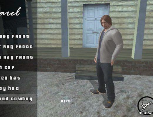 Скин из GTA V Online
