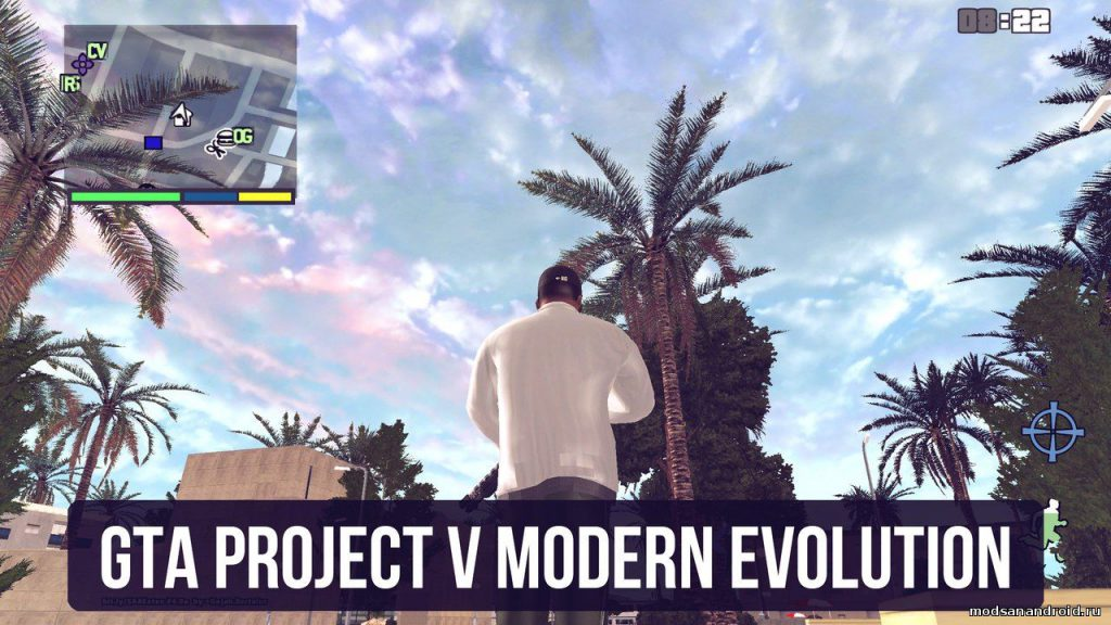 GPVME v.1.3 (GTA Project V Modern evolution)