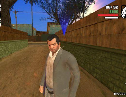 GTA V Michael Skin