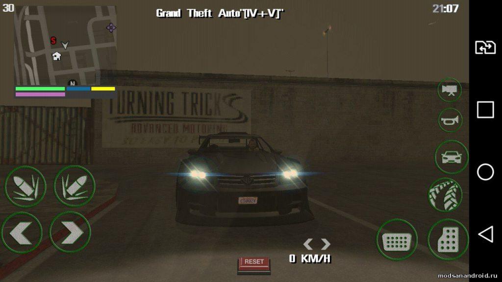 Grand Theft Auto[IV]&[V]
