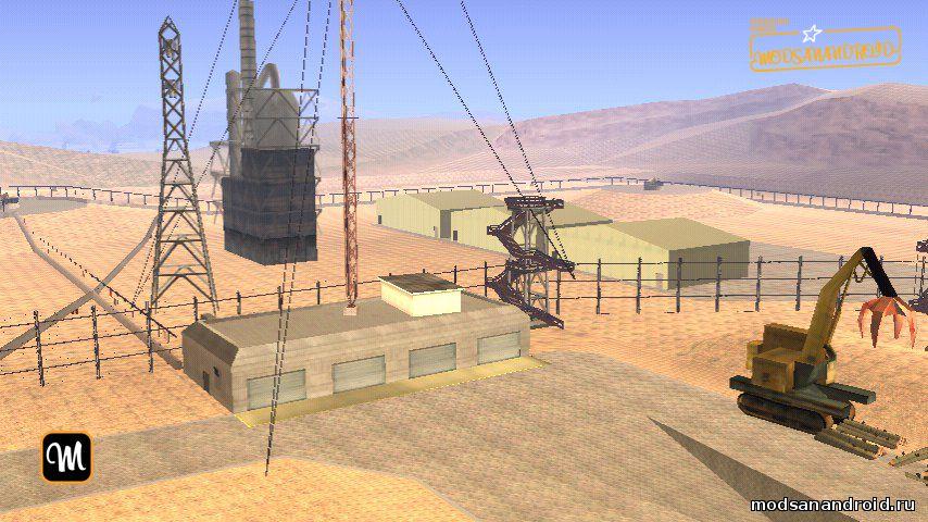 Новая военная база
