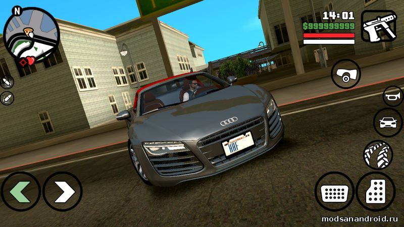2014 Audi R8 V10 5.2 Spyder