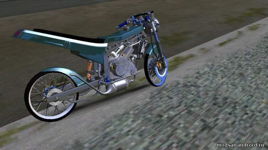 Future Boss Bike Mod