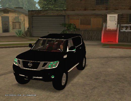 Nissan Patrol 2016