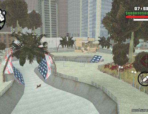 New Skate Park