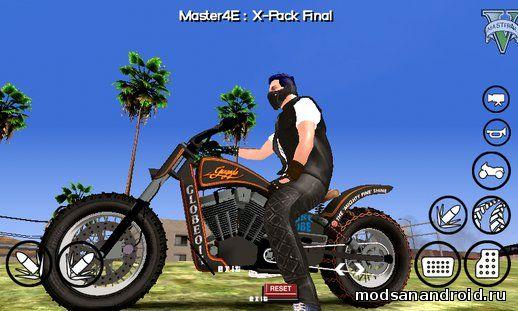 GTA V Western Gargoyle Motorbike for Android
